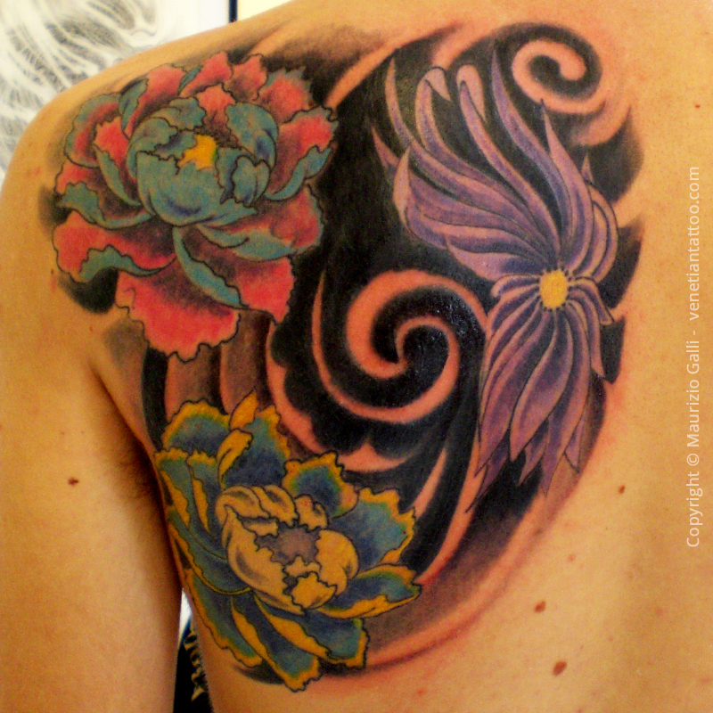 Tatuaggio cover up 15